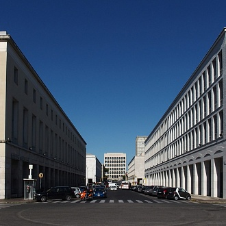 ROMA: L' EUR