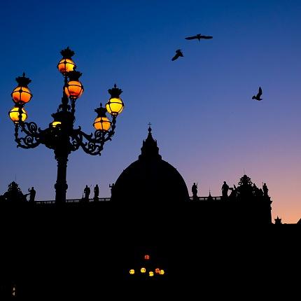 Rome - Magic Light Tour
