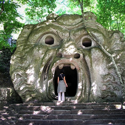 Bomarzo - The Scary Tour