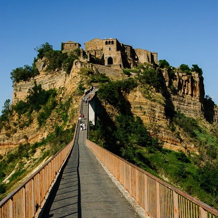 Civita - The Ghost Town Tour