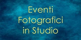 Eventi Fotografici in Studio