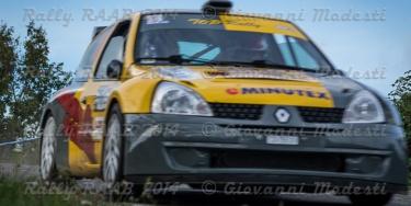 Rally RAAB 2014