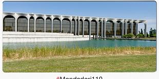"""""""Sospeso, leggero ma non troppo"""" 21 Giugno 2017, la celebrazione dei 110 anni di attività della Mondadori presso la sede di Segrate"""