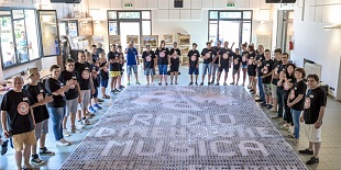 RDM Guinness World Record - Coffee Mosaic