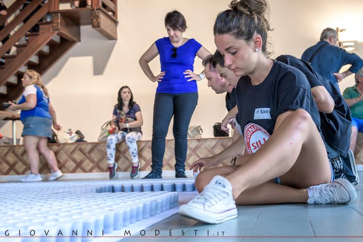 3 Luglio 2016 - RDM Guinness World Record - Coffee Mosaic