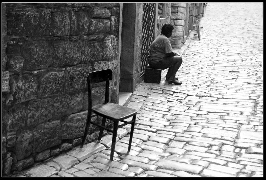 l'assenza   - Croazia  2010 -