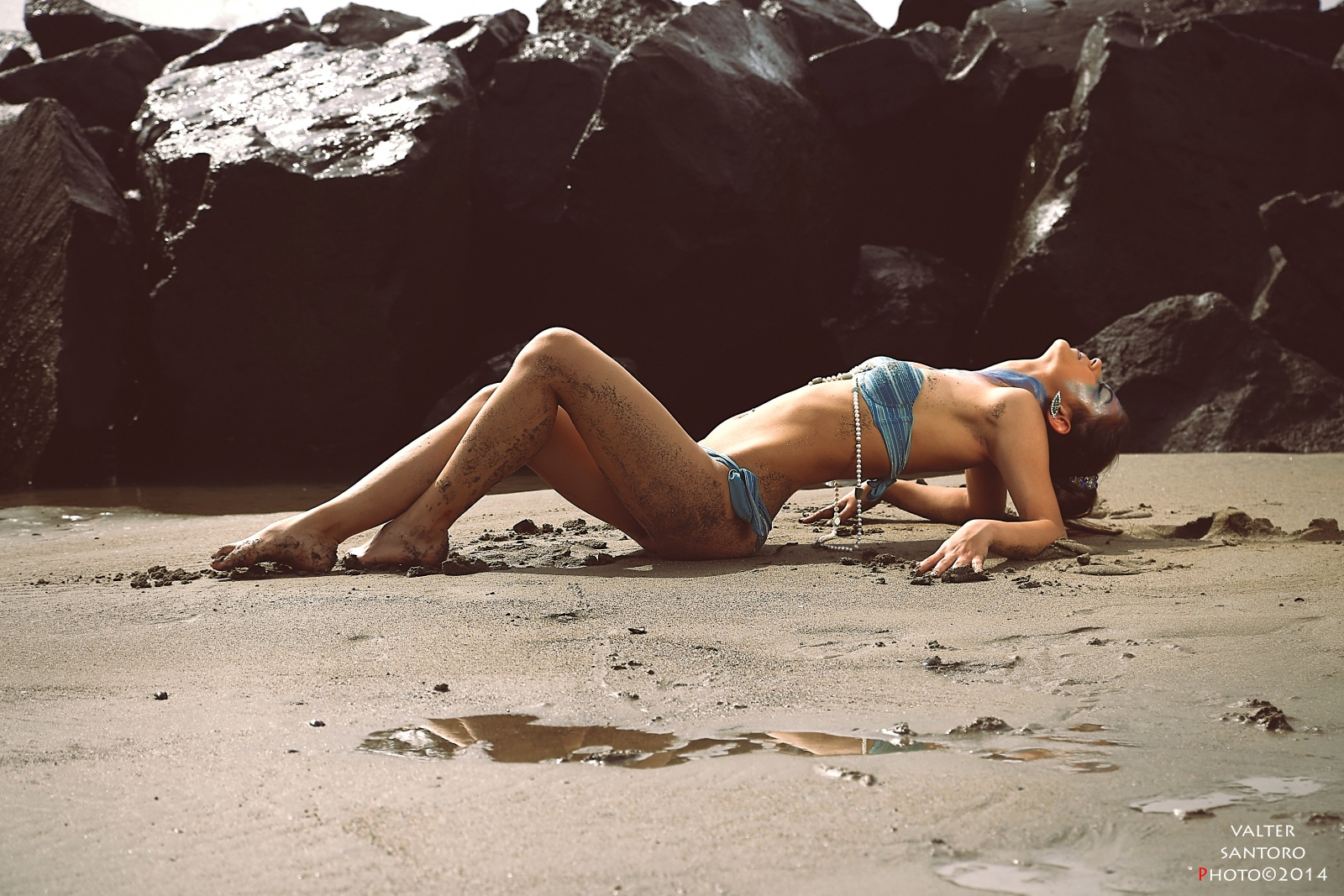 Greta Ivanova in ..... La Sirena