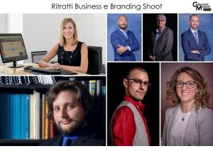 Ritratti business e Branding shoot