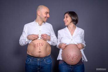 Giovanni Modesti Fotografo Maternity Bologna