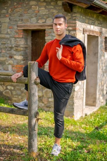 Fotografo Moda Indossato Bologna