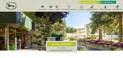 Servizio fotografico per pubblicazione sito web