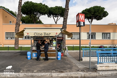 Mostra per il Festival del Cinema di Porretta Terme 2016 - organizzata dal Fotoclub Cinque DLF di Porretta Terme, con tema dedicato ai luoghi del cinema
