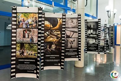 Mostra fotografica: I generi cinematografici - Fotoclub 5 Porretta Terme - Esposizione durante il Festival del Cinema di Porretta Terme - XVI Edizione. 5/10 Dicembre 2017